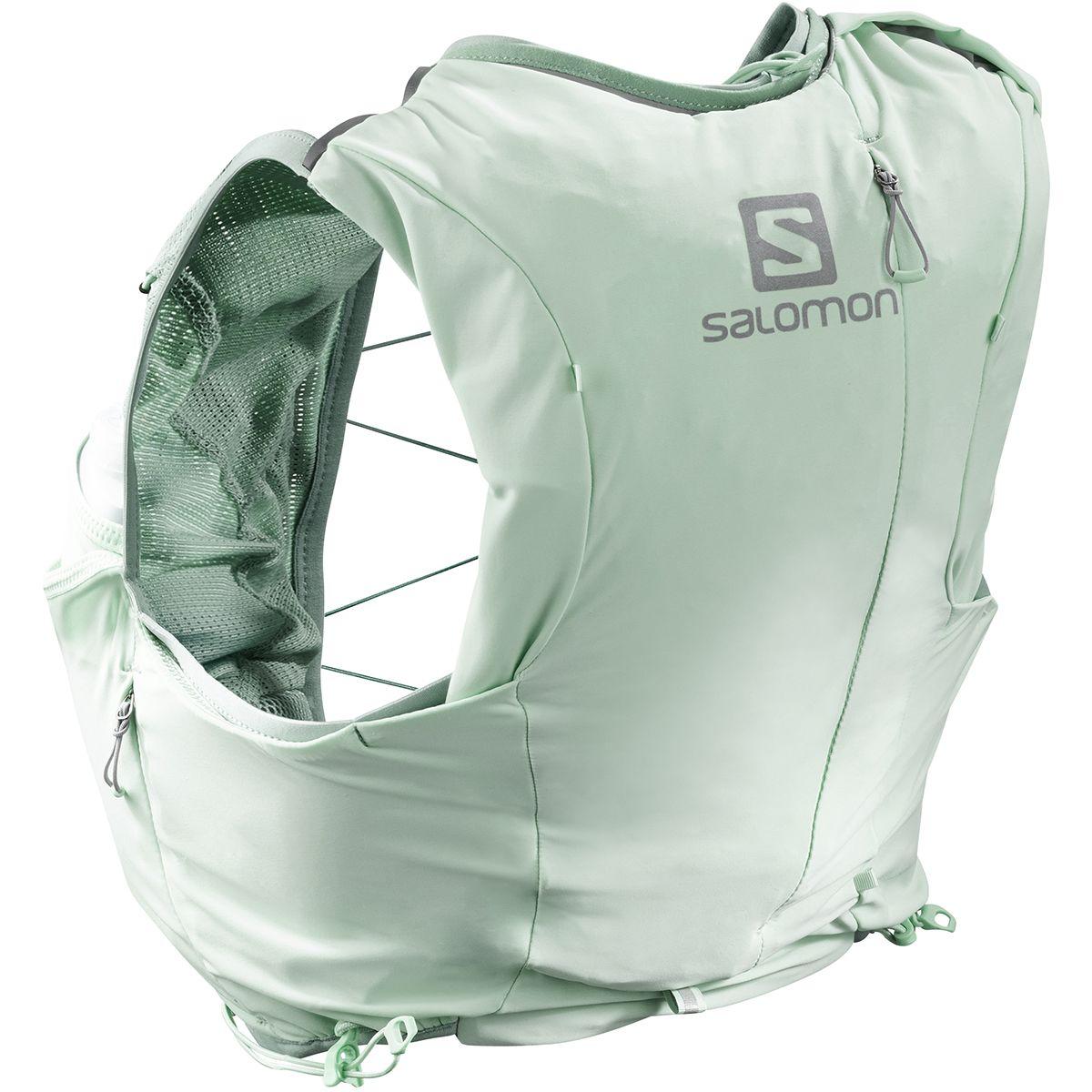 photo: Salomon Adv Skin 8 Set hydration pack