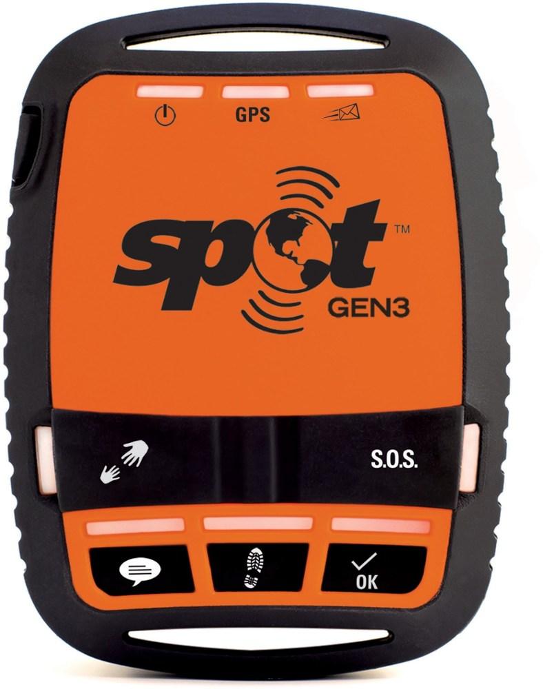 photo: SPOT Gen3 locator beacon