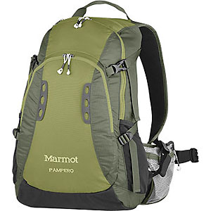 photo: Marmot Pampero daypack (under 2,000 cu in)