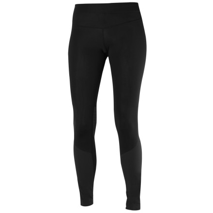 photo: Salomon Women's XA Tight performance pant/tight