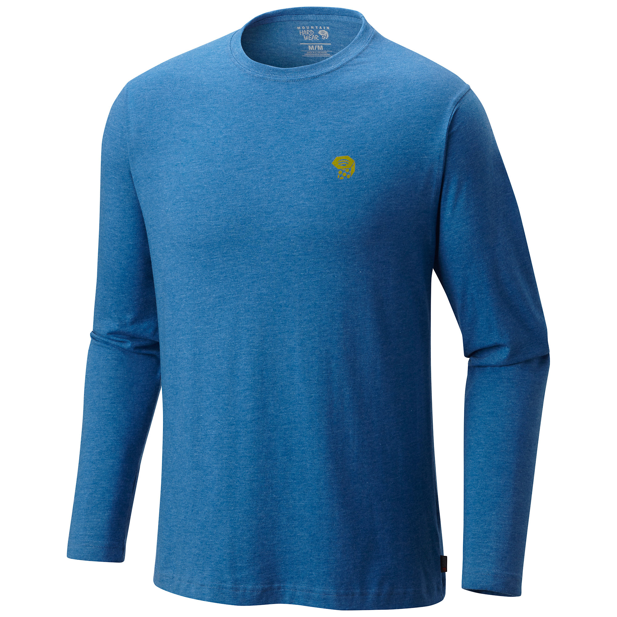 photo: Mountain Hardwear MHW Logo Graphic Long Sleeve shirt