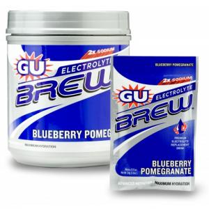 photo: GU Electrolyte Brew Drink drink