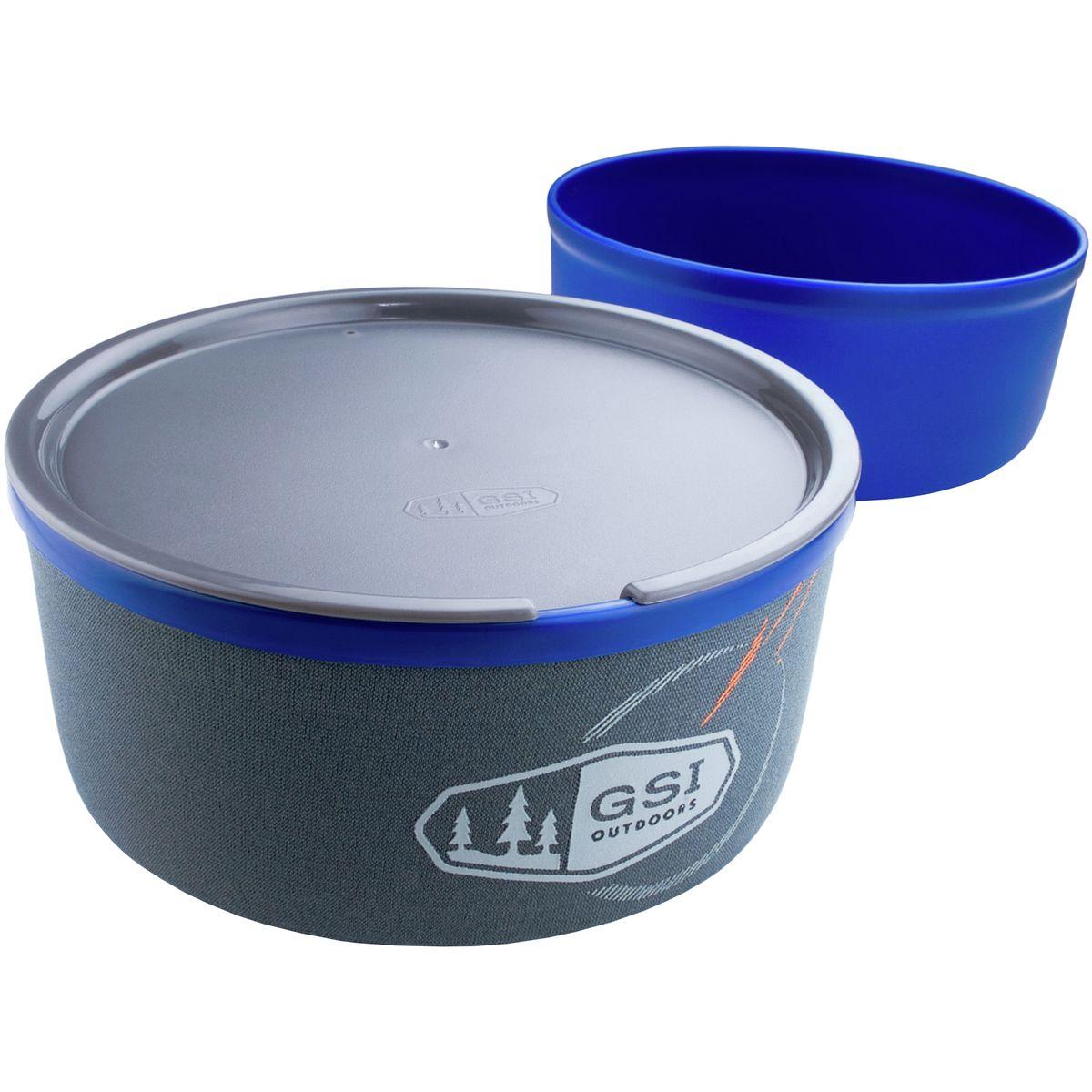 photo: GSI Outdoors Ultralight Nesting Bowl and Mug cup/mug