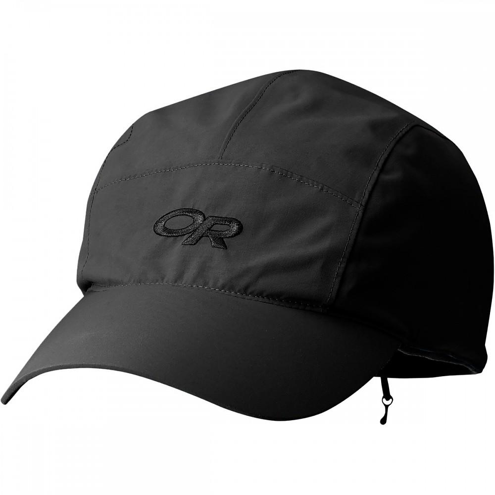 photo: Outdoor Research Prismatic Cap rain hat