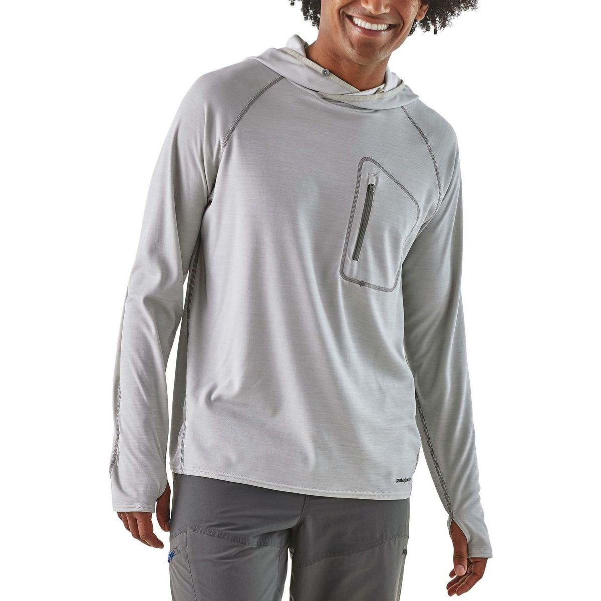 photo: Patagonia Sunshade Technical Hoody long sleeve performance top