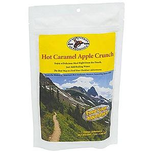 photo: Hi Mountain Hot Caramel Apple Crunch dessert