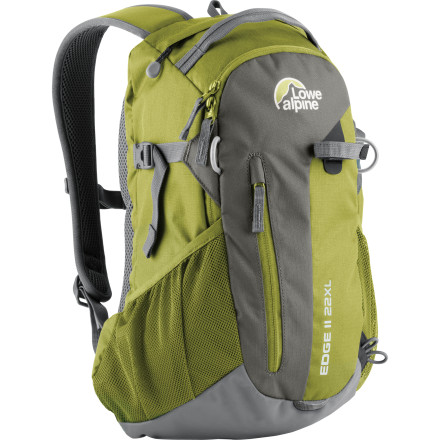 photo: Lowe Alpine Edge II 22XL daypack (under 2,000 cu in)