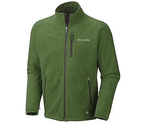 photo: Columbia Women's Road 2 Peak Full Zip Jacket fleece jacket