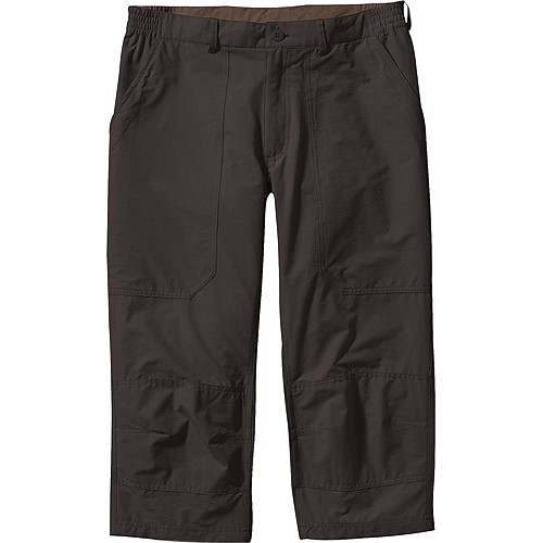 photo: Patagonia Borderless Messenger Short climbing pant