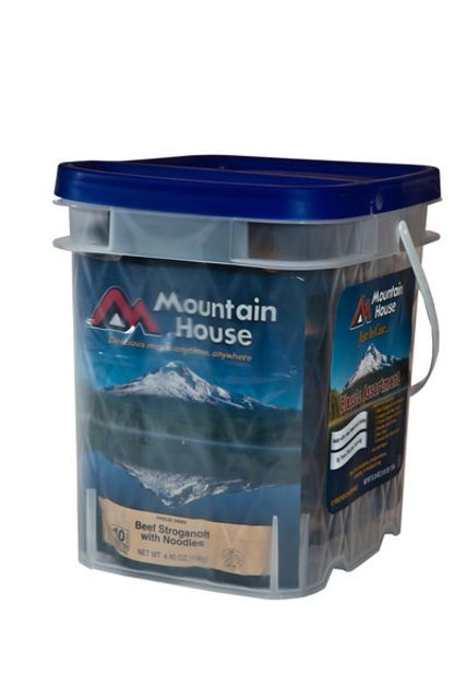 photo: Mountain House Just in Case Classic Bucket food/drink