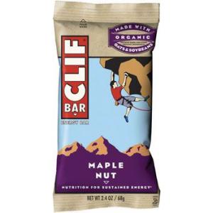 Clif Maple Nut Bar