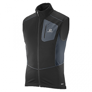 photo: Salomon Equipe Vest soft shell vest