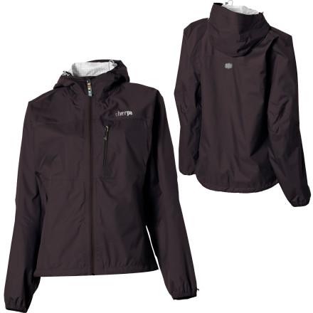 photo: Sherpa Adventure Gear Women's Thamel 2.5 Layer Jacket waterproof jacket