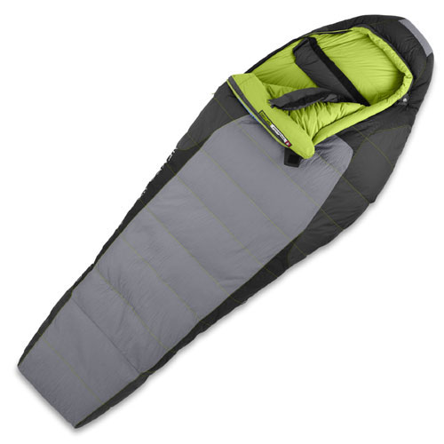 photo: The North Face Superlight 0 3-season down sleeping bag