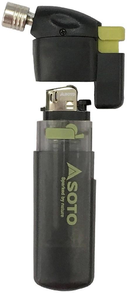 photo: Soto Pocket Torch fire starter