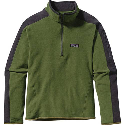 photo: Patagonia Araveto 1/4-Zip Jacket fleece jacket