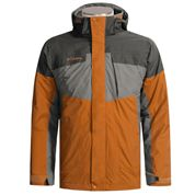 photo: Columbia Bugaboo Parka component (3-in-1) jacket