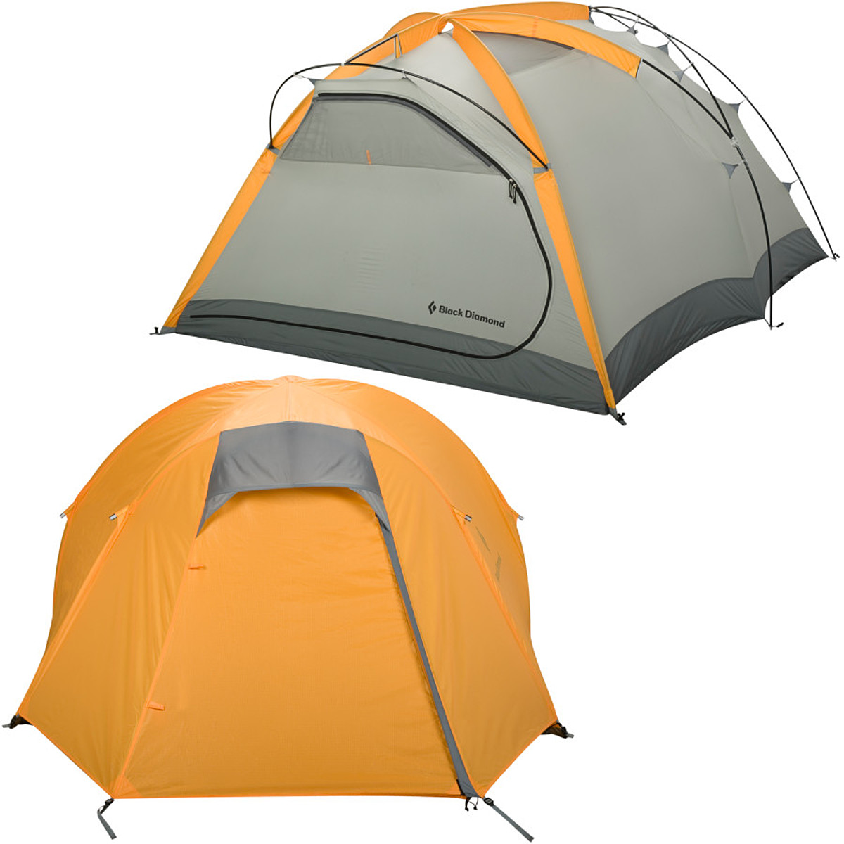 photo: Black Diamond Squall four-season tent