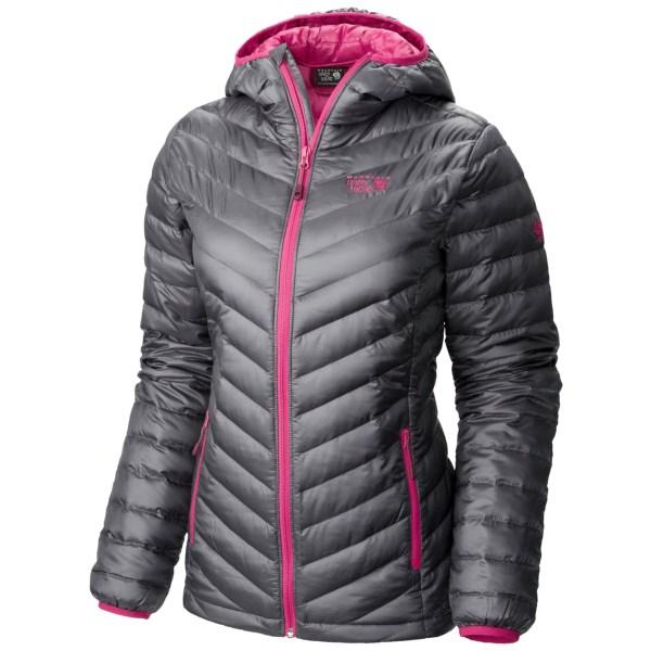 Mountain Hardwear Nitrous Hooded Down Jacket Reviews - Trailspace.com