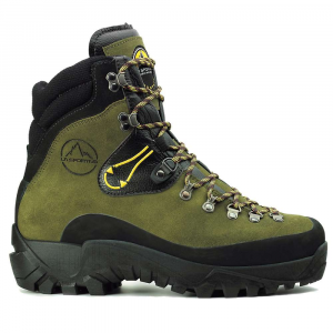 photo: La Sportiva Karakorum mountaineering boot