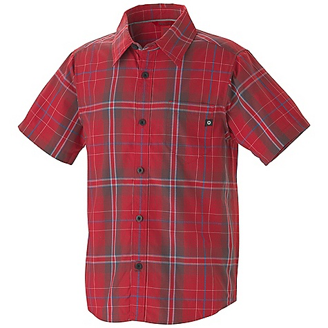 photo: Marmot Bristol Short Sleeve hiking shirt