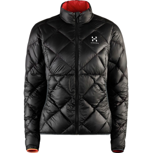 photo: Haglofs Women's L.I.M Essens Jacket down insulated jacket
