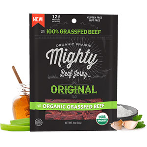 photo of a Mighty Organic snack/side dish