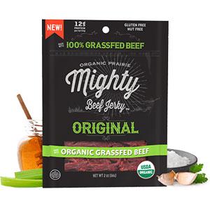 Mighty Organic Original Beef Jerky