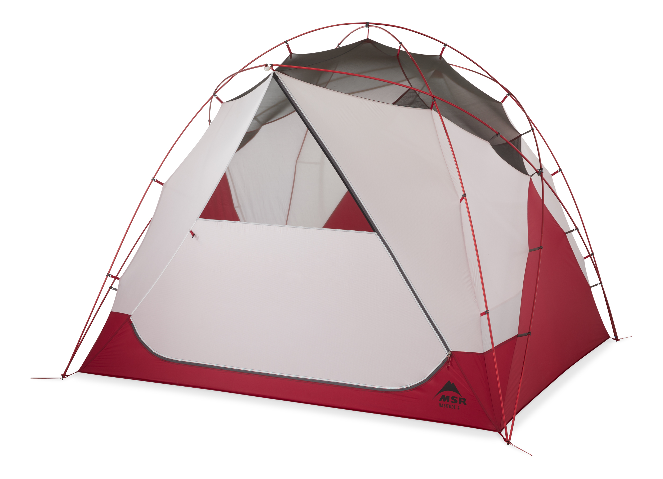 photo: MSR Habitude 4P three-season tent