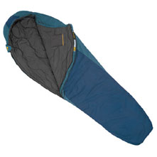 photo: Eureka! Kotey 35º warm weather synthetic sleeping bag