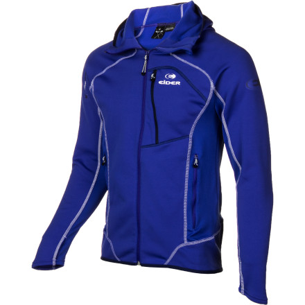 photo: Eider Azimut Hoodie Jacket fleece jacket