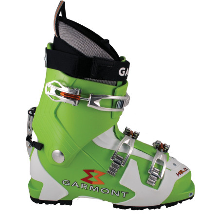 photo: Garmont Helix Thermo alpine touring boot