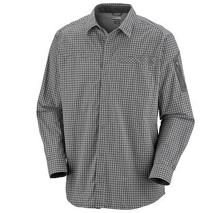 photo: Columbia Speed Work Long Sleeve Shirt hiking shirt