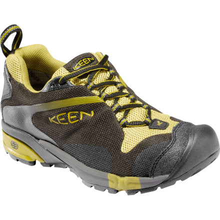 photo: Keen Men's Tryon WP trail shoe