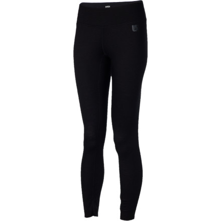 photo: Burton Women's Wool Pant base layer bottom