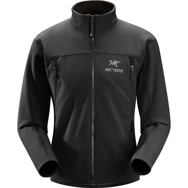 photo: Arc'teryx Men's Gamma AR Jacket soft shell jacket