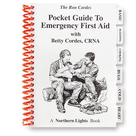 Northern Lights Publishing Pocket Guide to Emergency First Aid