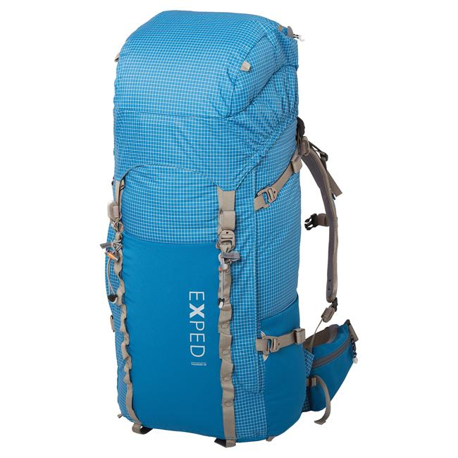 photo: Exped Thunder 50 weekend pack (3,000 - 4,499 cu in)