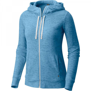 photo: Mountain Hardwear Burned Out Full Zip Hoody long sleeve performance top