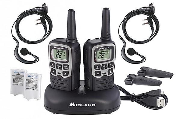 Midland X-Talker T51VP4 Walkie Talkie