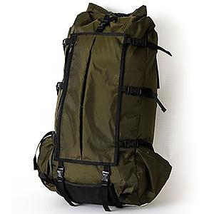 photo: Seek Outside Unaweep 6300 external frame backpack