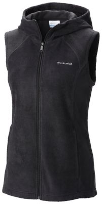 Columbia Tested Tough in Pink Hooded Vest