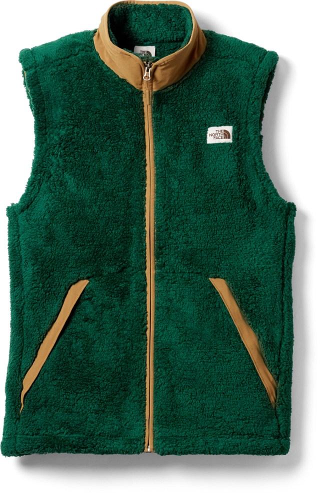 photo: The North Face Men's Campshire Vest fleece vest