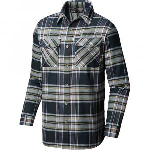 photo: Mountain Hardwear Trekkin Flannel Shirt hiking shirt