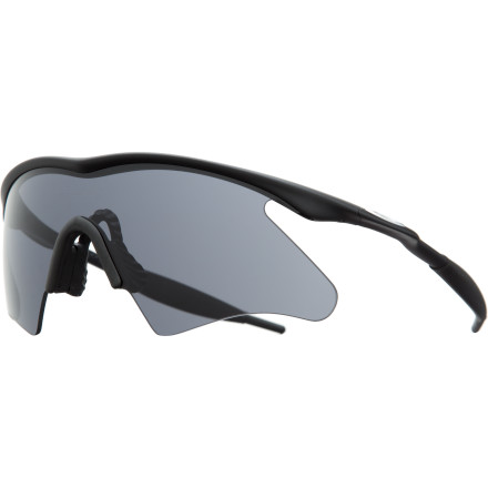 photo: Oakley M Frame Heater sport sunglass