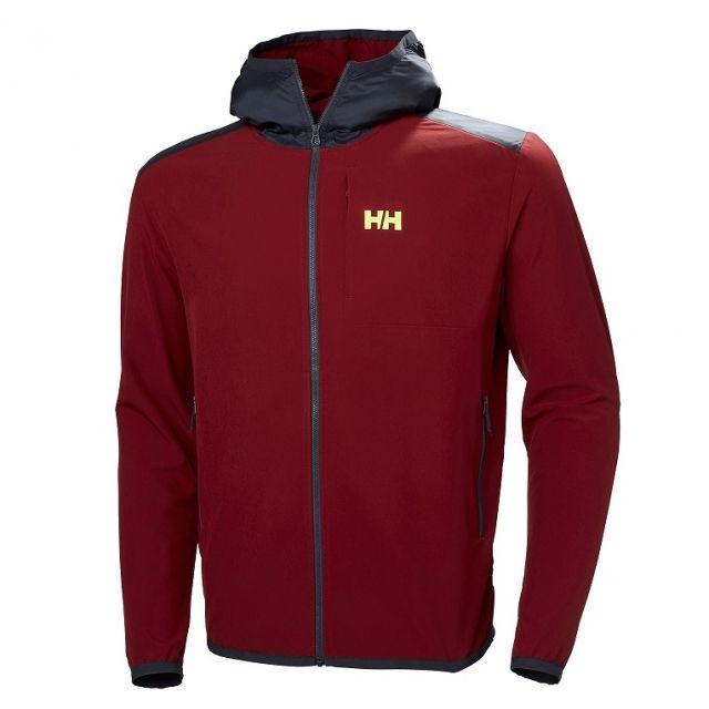 photo: Helly Hansen Jotun Hooded Jacket soft shell jacket