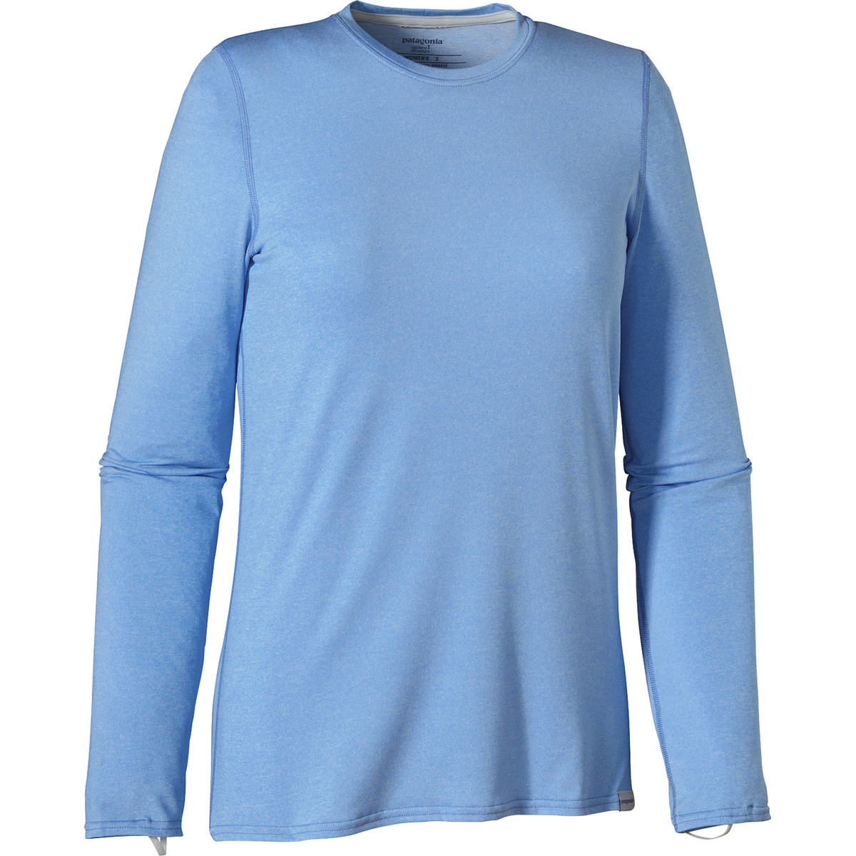 photo: Patagonia Women's Capilene 1 Silkweight Stretch Crew base layer top