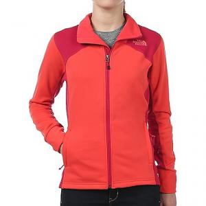 photo: The North Face Women's Momentum Jacket fleece jacket