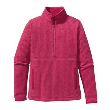photo: Patagonia Better Sweater Stripe Marsupial fleece top