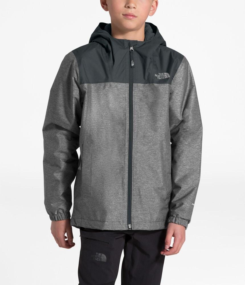 photo: The North Face Boys' Warm Storm Jacket waterproof jacket